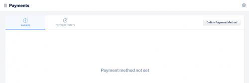 Define payment method